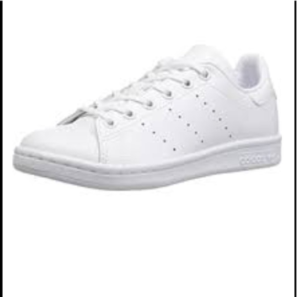 buy online 0f909 14db7 ... where can i buy adidas stan smith solid white size 6 youth 8 women  fd8ba 9f59b